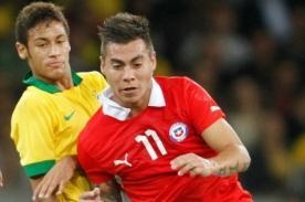 Goles del Brasil vs Chile (2-2) - Amistoso Internacional - Video