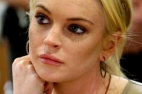 Lindsay Lohan no recibió visitas por cumpleaños