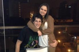 Combate: Stefano Tosso publica fotos con quien sería su enamorada