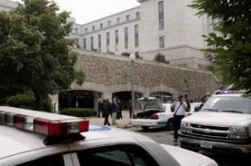 Tiroteo en Estados Unidos: Un herido por los disparos en el Capitolio