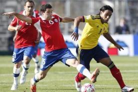 Video: Colombia vs Chile (3-3) – Eliminatorias Brasil 2014