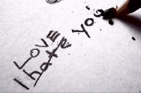 ¿Cuánta verdad hay en la frase del amor al odio hay un paso?