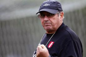 FPF: Sergio Markarián entregó balance de la selección peruana