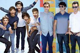 ¿One Direction tendrá el mismo final que los Jonas Brothers?
