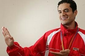 Peter López: Quiero retener mi título en los Juegos Bolivarianos 2013