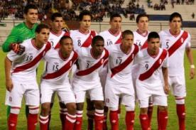 En vivo por ATV: Perú vs Ecuador (2-3) Minuto a minuto - Juegos Bolivarianos 2013