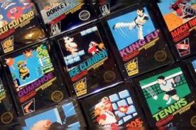 Super 'gamer' reúne los inicios todos los juegos de Nintendo en un video