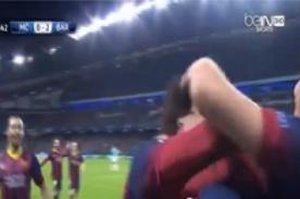 Champions League: Barcelona vs Manchester City (2-0) - Video de goles