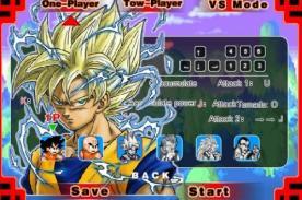 Friv: Conviértete en un guerrero Z con juego Friv de Dragon Ball Z - Online gratis