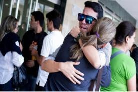 Venezuela: Génesis Carmona es despedida entre lágrimas en Valencia