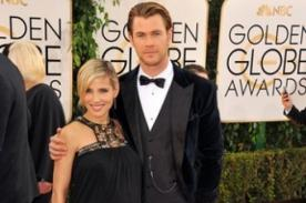 Elsa Pataky y Chris Hemsworth celebran su 'Baby Shower'
