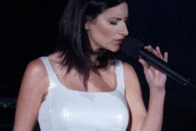 Viña del Mar 2014: Laura Pausini recibió las Antorchas de Plata y Oro
