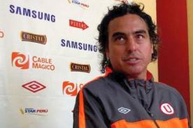 Universitario: José 'Chemo' Del Solar es confirmado como nuevo técnico
