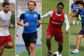 Copa Inca 2014: Cuatro jugadores no estarían dentro del torneo