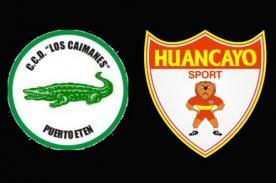 Los Caimanes vs. Sport Huancayo: Transmisión en vivo por CMD - Copa Inca 2014