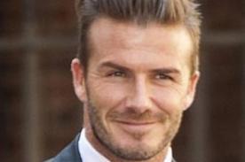 David Beckham anuncia que muy pronto lanzará su marca de whisky