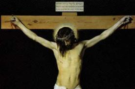 Semana Santa 2014: Oración para conmemorar la muerte de Jesús en la cruz