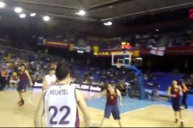 VIDEO: Así se ve un partido de básquet grabado con Google Glass