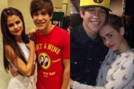 ¿Selena Gomez o Miley Cyrus? ¿Con quién saldría Austin Mahone?