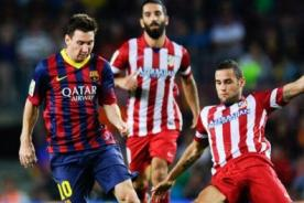 ESPN en vivo: Atlético de Madrid vs Barcelona - Final Liga BBVA