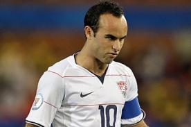 Brasil 2014: Landon Donovan decepcionado con Jürgen Klinsmann