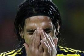 CONFIRMADO: Radamel Falcao no va al Mundial Brasil 2014