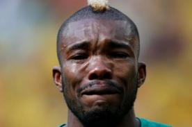 Serey Die, la verdadera historia de su llanto en el Mundial 2014