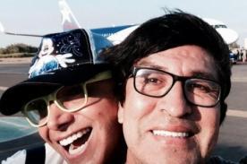 Fernando Armas y Carlos Cacho lucen cariñosos y posan juntitos [FOTO]