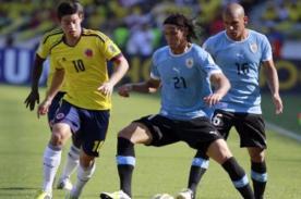 HoraPeruana del Partido: Uruguay vs Colombia - Mundial Brasil 2014 – 28 de Junio