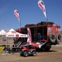 Dakar 2012: Equipo peruano pasó las revisiones técnicas