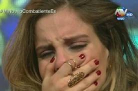 Alejandra Baigorria se hace la víctima, pero esto la condena - VIDEO