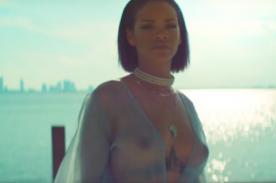 Rihanna decepciona con video de Needed Me