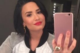 Demi Lovato se aleja de Instagram y Twitter