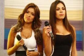 Aída Martínez y Shirley Arica en vídeo de infarto que no te dejará dormir
