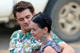 No hay nada que separe a Orlando Bloom y Katy Perry