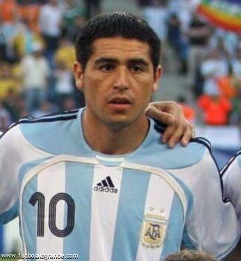 Juan Román Riquelme fue descartado por Sabella para jugar ante Chile y Venezuela