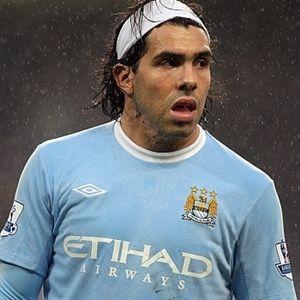 Carlos Tévez fue sancionado dos semanas por el Manchester City