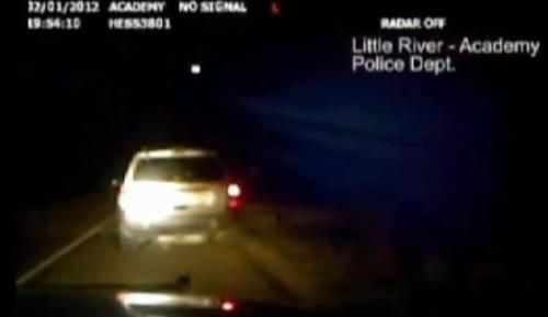 Video: Meteorito cae en Texas