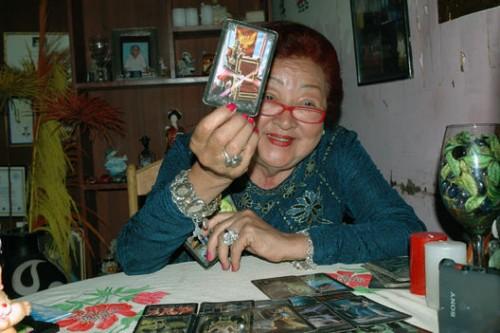 Rosita Chung falleció a causa de un coma diabético