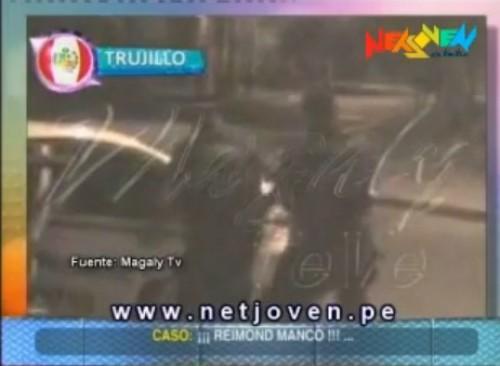 Videos: Así fue el incidente protagonizado por Reimond Manco