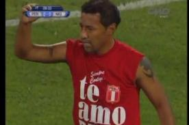 Fútbol Peruano: Roberto Palacios se despidió de la selección - Video