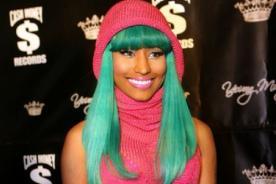 Nicki Minaj: Odio ir de compras
