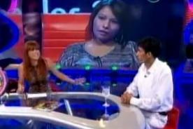 Magaly Teve: Padre de Ruth Thalía Sayas cuenta su verdad - Video
