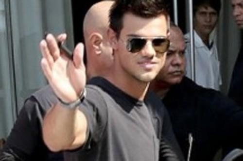 Taylor Lautner: Final de Amanecer Parte 2 tendrá un giro inesperado