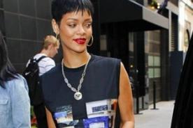 MTV EMA 2012: Rihanna se quedó sin trofeos pese a tener 6 nominaciones