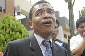 Universitario: Julio Pacheco pidió que le devuelvan 17 millones de soles