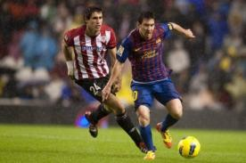 Video del Barcelona vs Athletic Bilbao (5-1)  - Liga Española