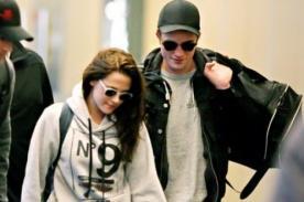 Robert Pattinson y Kristen Stewart pasarán Navidad separados