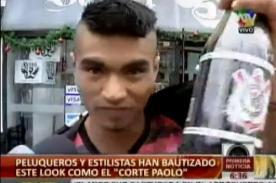 Video: Look de Paolo Guerrero solicitado en las peluquerías