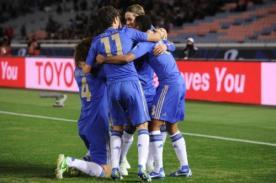 Goles del Chelsea vs Aston Villa (8-0) - Premier League - Video